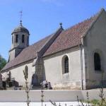 Sainte-Honorine-la-Chardronnette, l'église