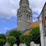 Sainte-Marie-du-Mont, l'église Notre-Dame