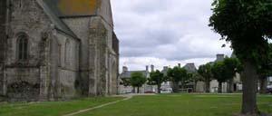 Sainte-Marie-du-Mont, ville lettrine
