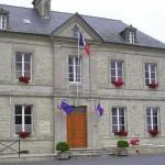 Sainte-Marie-du-Mont, la mairie