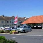 Saint-Fromond, le centre ville