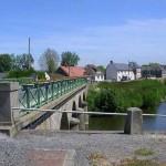 Saint-Fromond, le pont sur la Vire