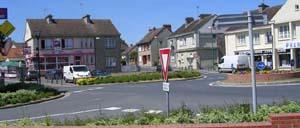 Saint-Fromond, ville lettrine