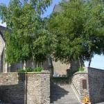 Saint-Georges-Montcoq, l'église