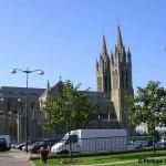 Saint-Hilaire-du-Harcouët, l'église Saint-Hilaire
