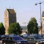 Saint-Hilaire-du-Harcouët, le clocher de l'ancienne église