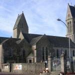 Saint-Jores, l'église Saint-Georges