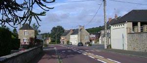 Saint-Jores, ville lettrine