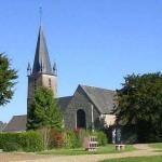Saint-Martin-des-Besaces, l'église