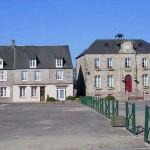 Saint-Martin-des-Besaces, la mairie