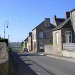 Saint-Martin-des-Besaces, le centre ville