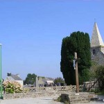 Saint-Maurice-en-Cotentin, l'église