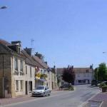 Saint-Sylvain, le centre ville