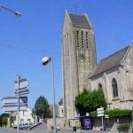 Saint-Sylvain, l'église