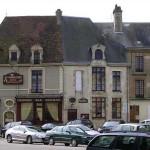 Sées, place du général de Gaulle