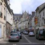 Sées, rue de la République