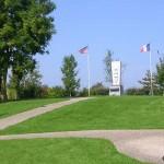 Amfreville, Parc mémorial du 507th Parachute Infantry Regiment