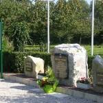 Amfreville, monument Timmes
