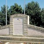 Asnelles, monument 231st Brigade