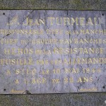 Avranches, monument de la Résistance