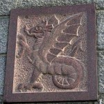 Baron-sur-Odon, monument 43rd Infantry Division