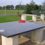Baron-sur-Odon, table d'orientation cote 112