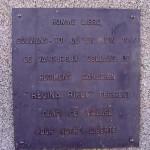 Bretteville-l'Orgueilleuse, monument Regina Rifles Regiment
