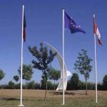 Bretteville-l'Orgueilleuse, monument troupes canadiennes et britanniques