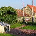 Brévands, monument 506th PIR et 326th AEB