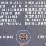 Bréville-les-Monts, stèle Brigade Princesse Irène
