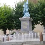Chambois, plaque victimes 1939-1945