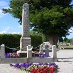 Chef-du-Pont, plaque Rex Combs