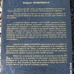 Chênedollé, stèle Sergeant G. Humphreys
