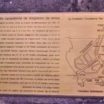 Colleville-sur-Mer, plaque 31st Canadian Minesweeping Flotilla