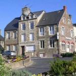 Tessy-sur-Vire, le centre ville