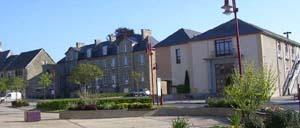 Tessy-sur-Vire, ville lettrine