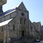 Thury-Harcourt, l'église Saint-Sauveur