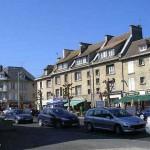 Thury-Harcourt, la rue principale