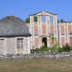 Thury-Harcourt, les ruines du château