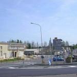Tilly-sur-Seulles, la route de Lingèvres