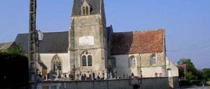 Tournai-sur-Dives, ville lettrine