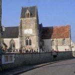 Tournai-sur-Dives, l'église