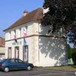 Tournai-sur-Dives, la mairie