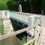 Tournebu, le pont sur la Laize