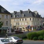 Villers-Bocage, place du maréchal Leclerc
