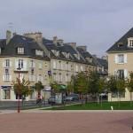 Villers-Bocage, le centre ville
