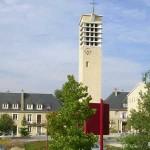 Villers-Bocage, l'église