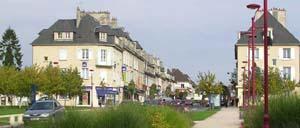 Villers-Bocage, ville lettrine