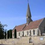 Villons-les-Buissons, l'église