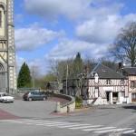 Vimoutiers, l'église Notre-Dame